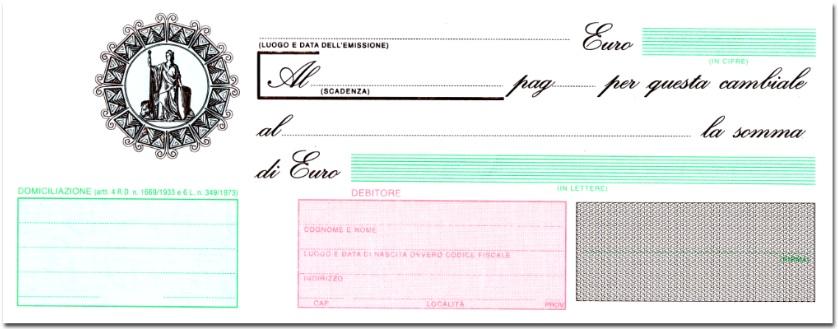 Prestiti Cambializzati Finanziamenti Personali Con Cambiale 2018
